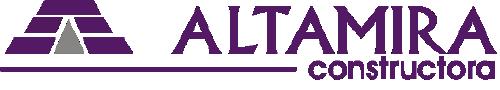 Altamira Constructora Logo